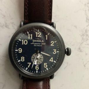 Shinola Watch - Argonite 1069